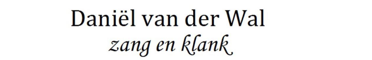 Daniël van der Wal